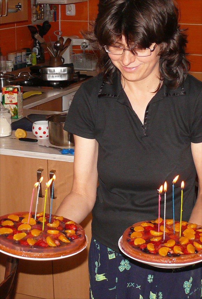Bezlepkové dorty sugerfree